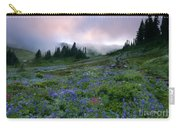 Pastel Mountain Dawn Carry-all Pouch
