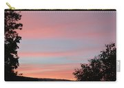 Pastel Okanagan Sunset Carry-all Pouch