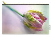 Pastel Parrot Tulip Carry-all Pouch