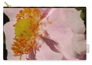 Pastel Pink Mallow Carry-all Pouch