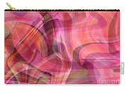 Pastel Power- Abstract Art Carry-all Pouch
