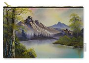 Pastel Skies Carry-all Pouch by C Steele