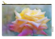 Pastelacious Rose Carry-all Pouch