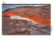 Pastels At Canyonlands Carry-all Pouch
