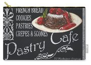 Pastry Cafe Carry-all Pouch