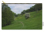 Pasture Land At Ashford-in-the-water Carry-all Pouch