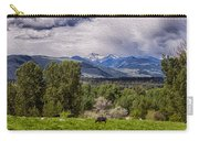Pastures And Clouds  Carry-all Pouch
