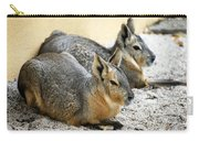 Patagonian Cavies Carry-all Pouch