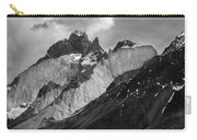Patagonian Mountains Carry-all Pouch