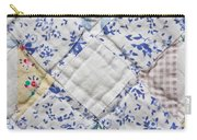 Patchwork Quilt Carry-all Pouch by Tom Gowanlock
