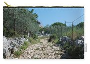 Path Among Olive Trees Carry-all Pouch