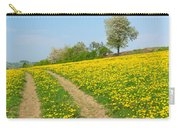 Path In Dandelion Meadow  Carry-all Pouch
