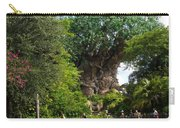 Path Leading To Tree Of Life Carry-all Pouch
