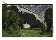 Path Of Life Ruby Mountains Stock Trail Carry-all Pouch