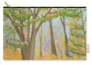 Path Of Trees Carry-all Pouch