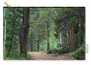 Path Through The Pines - Casper Mountain - Casper Wyoming Carry-all Pouch