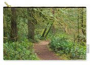 Path Through The Rainforest Carry-all Pouch