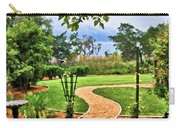 Garden Path To Wild Marsh Carry-all Pouch