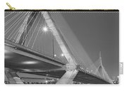 Path To The Leonard P. Zakim Bridge Bw Carry-all Pouch