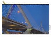 Path To The Leonard P. Zakim Bridge Carry-all Pouch