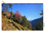 Path To The Mountains Carry-all Pouch by FireFlux Studios