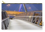 Path To The Zakim Bridge Carry-all Pouch