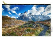 Path To Torres Del Paine Carry-all Pouch
