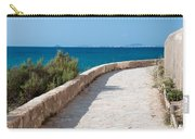Pathway By The Sea Carry-all Pouch