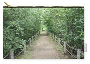 Pathway Through The Forest Carry-all Pouch