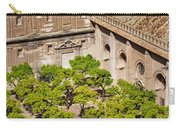 Patio De Los Naranjos Of Seville Cathedral Carry-all Pouch