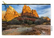 Patriarchs Of Zion Carry-all Pouch by Chad Dutson