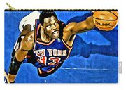 Patrick Ewing Carry-all Pouch by Florian Rodarte
