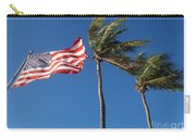 Patriot Keys Carry-all Pouch by Carey Chen