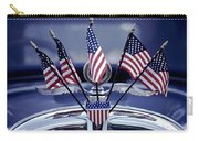 Patriotic Car Carry-all Pouch