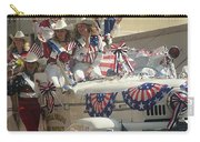 Patriotic Cowgirls Firetruck July 4th Parade Prescott Arizona 2002 Carry-all Pouch