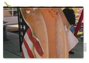 Patriotic Hotdog Carry-all Pouch