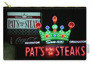 Pat's King Of Steaks Carry-all Pouch