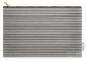 Pattern - Corrugated Metal Carry-all Pouch