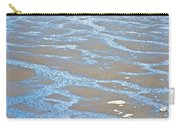 Pattern In Mud Flats At Low Tide In Kachemak Bay From Homer Spit-alaska Carry-all Pouch