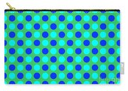 Pattern Of Circles Carry-all Pouch