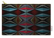 Patterned Abstract 2 Carry-all Pouch