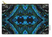 Patterned Art Prints - Cool Change - By Sharon Cummings Carry-all Pouch