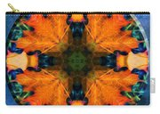 Patterns Of Autumn Carry-all Pouch