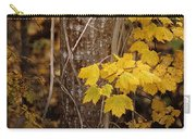 Patterns Of Fall Carry-all Pouch