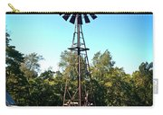 Patterson Windmill Carry-all Pouch by Marty Koch