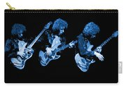Paul Harwood Of Mahogany Rush Plays The Blues Carry-all Pouch