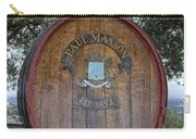Paul Masson Mountain Winery Carry-all Pouch