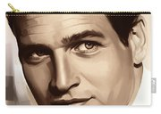 Paul Newman Artwork 1 Carry-all Pouch