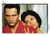 Paul Newman Artwork 3 Carry-all Pouch