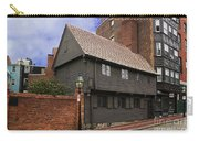 Paul Revere House Carry-all Pouch by David Davis